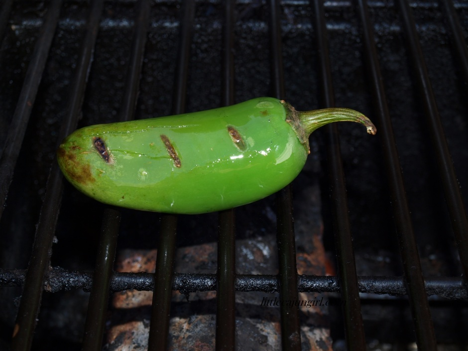 Roasted Jalapeno
