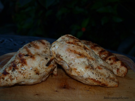 Spicy Tuscan-Stuffed Chicken: LittleCajunGirl.com