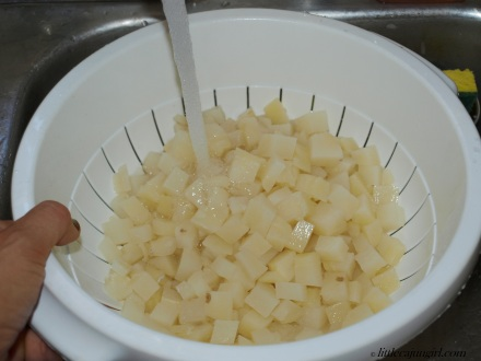 Simple Potato Salad: LittleCajunGirl.com